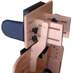 FHL-ADH - Flat headrest with adjustable laterals