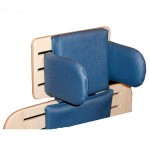 FHL-AH - Flat headrest with adjustable laterals
